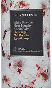 KORRES White Blossom Showergel, 13.53 FL. Oz