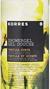 KORRES Vanilla Guava Showergel, 13.53 fl. oz