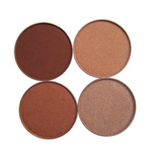 Amara Press Eye Shadow Palette (Quad)-Pretty Penny