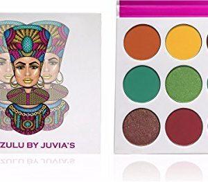 The Zulu Palette By Juvia's