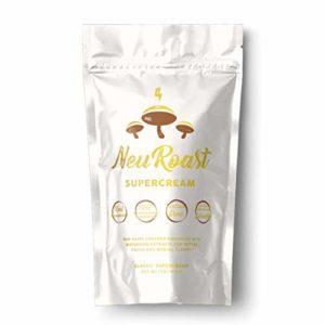 NeuRoast Coffee Creamer - Keto Coffee Creamer with Lion's Mane and Chaga | Sugar-Free, Gluten-Free, GMO-Free | Vegan-Friendly, Paleo, and Keto
