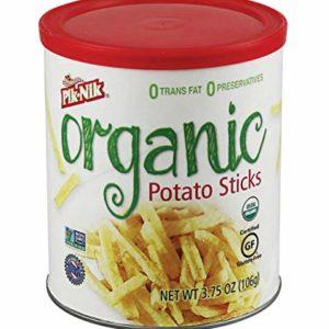 PIK-NIK Organic Potato Sticks (3.75 oz.) (2 pack)
