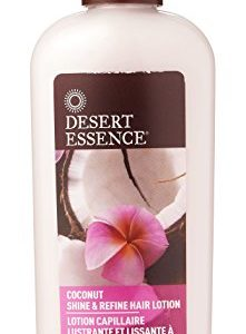 Desert Essence Coconut Shine & Refine Hair Lotion - 6.4 fl oz