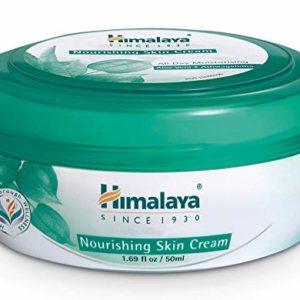 Himalaya Nourishing Skin Cream with Aloe Vera and Winter Cherry, Hypoallergenic Face Cream, 1.69 oz, 50 ml