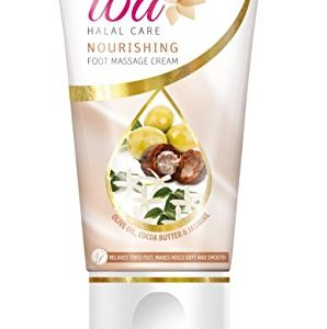 Iba Halal Care Nourishing Foot Massage Cream, 50g
