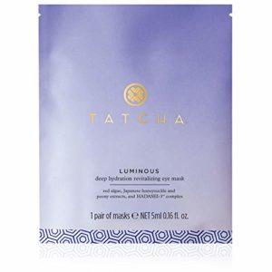 Tatcha Luminous Deep Hydration Revitalizing Eye Mask - 5 milliliters / 0.16 ounces
