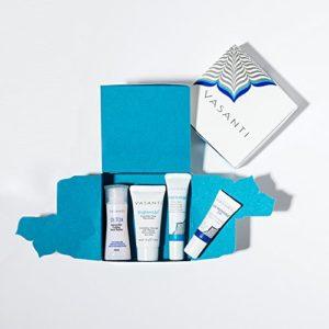Vasanti 4 Step Travel Skincare Kit