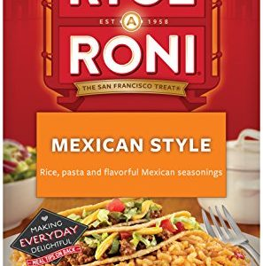 Rice-A-Roni Mexican Style Rice Mix, 6.4 Ounce