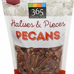 365 Everyday Value, Pecans, Halves & Pieces, 12 oz
