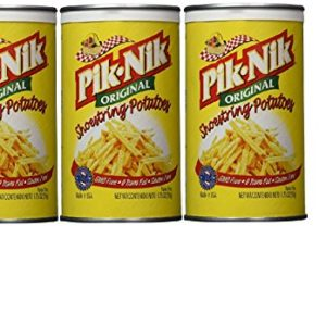 Pik-Nik Original Shoestring Potatoes, 1.75 oz (Pack of 3)