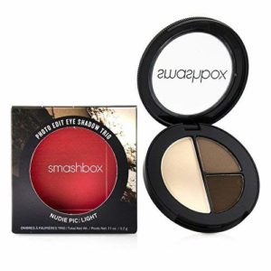 Smashbox Photo Edit Eyeshadow Trio - Nude Pic Light