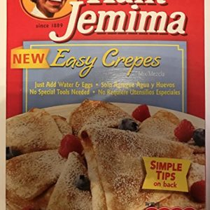 Aunt Jemima Easy Crepes Mix - 32 Ounces