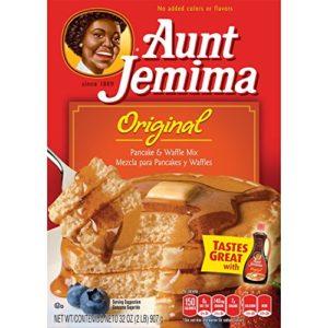 Aunt Jemima Pancake Mix, Original, 32 oz Box