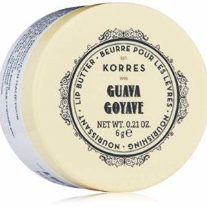KORRES Guava Lip Butter, 0.21 Fl. Oz