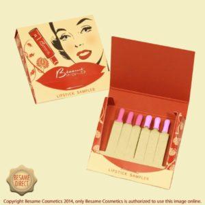 Besame Cosmetics: Cream Mascara - Vintage Mascara - .35 oz Tube - Buildable Volume, Non-Clumping Formula, Beautiful Glassy Finish