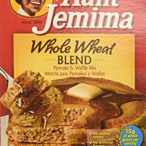 Aunt Jemima Pancake Mix Whole Wheat (3 Pack)