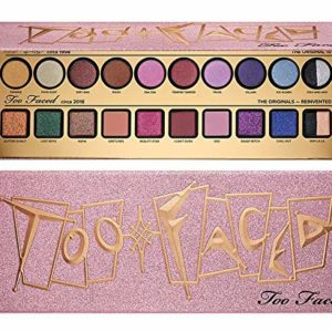Too FacedThen & Now Eyeshadow Palette - Cheers to 20 Years Collection