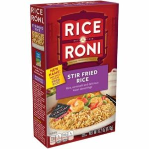 Rice-a-Roni Stir Fried Rice Mix (Pack of 12)