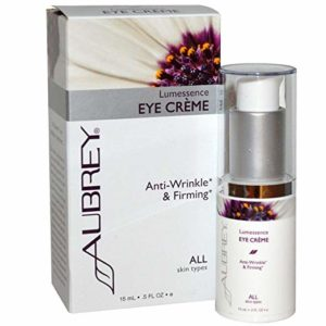 Aubrey Lumessence Eye Creme -- 0.5 oz
