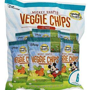 Good Health Chip Veggie Disney, 6 oz