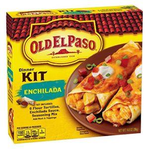Old El Paso Enchilada Dinner Kit, 14 Ounce (Pack of 6)