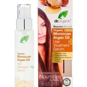 Organic Doctor Moroccan Argan Oil Hair Treatment Serum, 100 mL