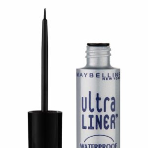 Neutrogena Smokey Kohl Eyeliner with Antioxidant Vitamin E, Water-Resistant & Smooth-Gliding Eyeliner Makeup, Jet Black, 0.014 oz