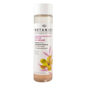 Boots Botanics All Bright Soothing Eye Make-up Remover 5 fl oz (150 ml) (Pack of 1)