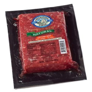 Creekstone Farms Natural Ground Beef (93% Lean) - 6 lbs.