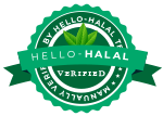 Manually verified by Hello-Halal team as a halal product
