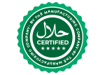Added by hello halal and Certified Halal by the Manufacturing company