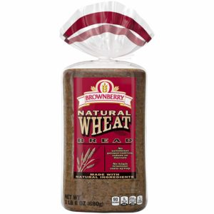 BROWNBERRY Wheat Bread, 24 OZ