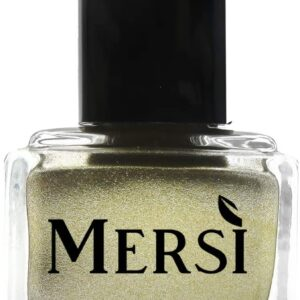 Mersi Cosmetics Breathable Halal Nail Polish Vegan Cruelty-Free (Giza)