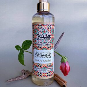 Dukhni Oud Al Khaleeji Attar Al Faraash 250ml, 100% Halal & Alchohol Free