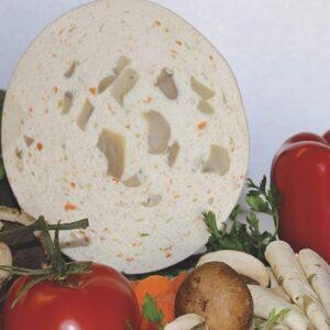 Almas Halal Chicken Mushroom Deli Roll