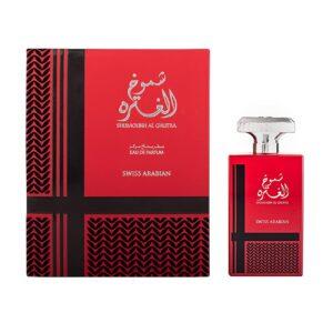 Shumoukh Al Ghutra for Men 100ml Cedarwood Heart and Vanilla Musk by Swiss Arabian