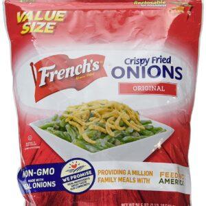 French's Original Crispy French Fried Onions 26.5 oz
