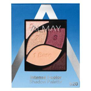 Almay Intense I-Color Enhancing Eyeshadow Palette, Blue Eyes, 0.1 oz