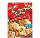 Banquet Homestyle Creamy Chicken N Biscuits 28.01oz