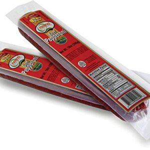 Nema Beef Pepperoni (2 Pieces)
