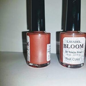 HALAL Bloom 10 Free NON- TOXIN Beach color Nail colors