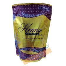 Henna for Hair (Burgundy with Oudh)