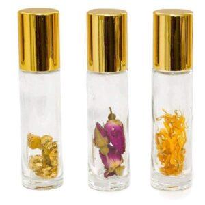 Grand Parfums 10ml Rollerballs Organic Lavender Petals