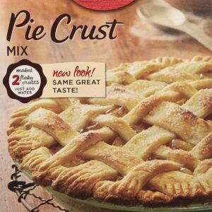 Betty Crocker Pie Crust Mix, 11 oz (3 Pack)