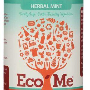 EcoMe Dish Soap Liquid, Herbal Mint, 16 oz