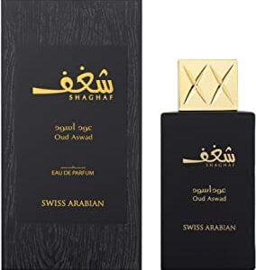 Subscribe & Save Shaghaf Oud Aswad, Eau de Parfum 75mL