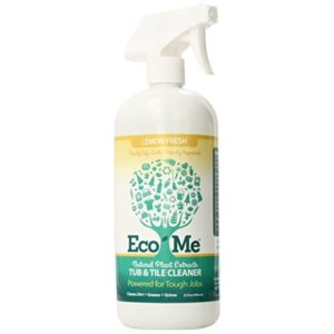 Eco-Me Tub & Tile Cleaner - Lemon Fresh - 32 oz