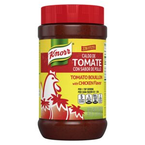 Knorr Granulated Bouillon Tomato Chicken 2.0 Lb, Pack Of 6