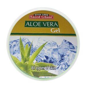 Saeed Ghani Aloevera Gel 200gm (6 Pack) (Aloevera Crystal Gel)