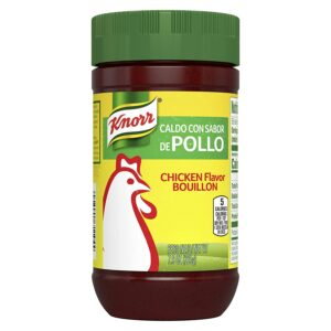 Knorr Granulated Bouillon, Chicken, 7.9 Ounce (Pack of 12)